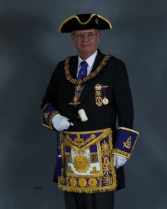 Paul Fulton Gleason, Grand Master of Masons in Massachusetts