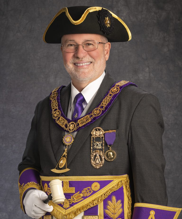 Richard Maggio, Elected Grand Master of Masons in Massachusetts